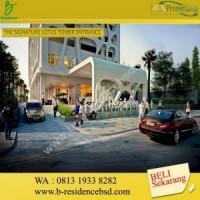 Apartemen B Residence BSD City